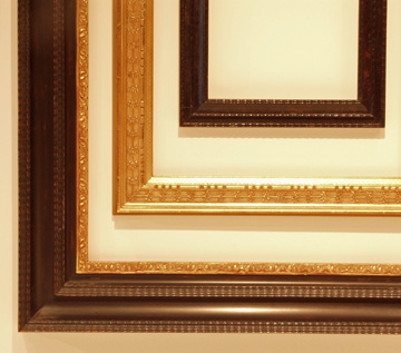 Dutch and Italian style frames